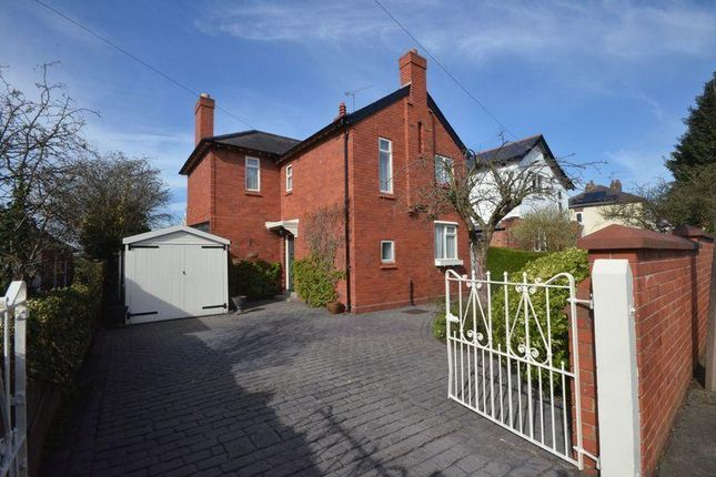 Thumbnail Detached house for sale in Keristal Avenue, Great Boughton, Chester