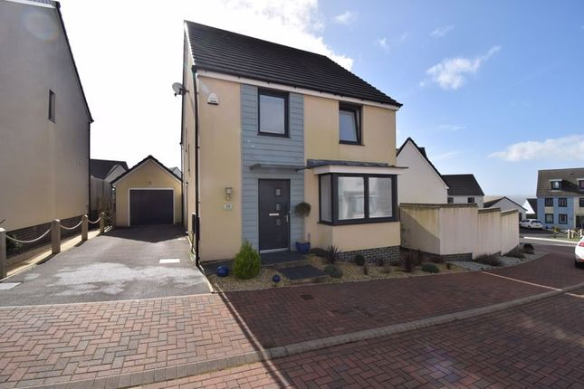 Thumbnail Detached house for sale in 19 Minehead Close, Ogmore-By-Sea, Bridgend