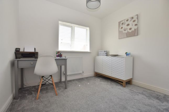 Bedroom Four of Kingfisher Close, Mickleover, Derby DE3