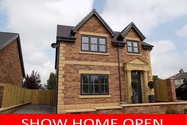 Thumbnail Detached house for sale in The Show Home, Scotby, Carlisle