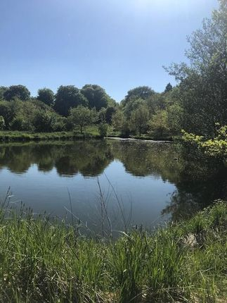 Thumbnail Land for sale in Herons Brook Fishery, Wergs Hall Road, Codsall, West Midlands