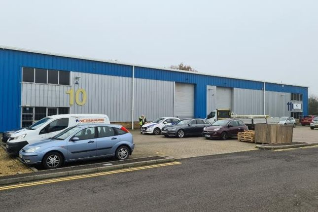 Thumbnail Industrial to let in Unit 10, The Io Centre, Stephenson Road, Fareham
