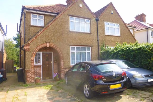 3 bed semi-detached house for sale in Heston Avenue, Heston, Hounslow TW5