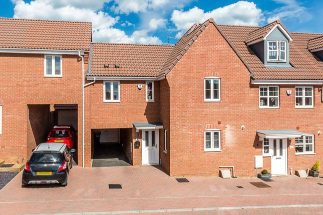 3 bed terraced house for sale in Bell Courtyard, Rushden NN10