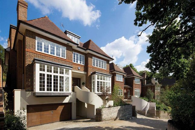 Thumbnail Detached house to rent in Telegraph Hill, Platts Lane, London