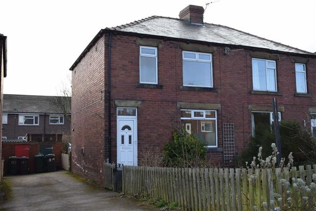 Thumbnail Semi-detached house to rent in 8, Savile Street, Emley, Huddersfield