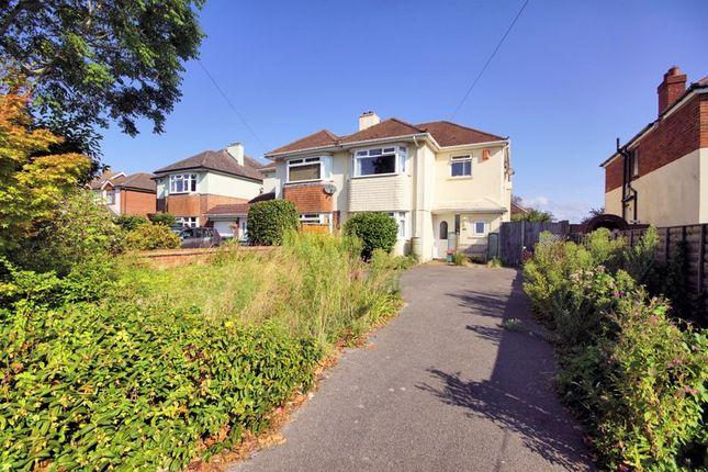 Thumbnail Semi-detached house for sale in Privett Road, Gosport