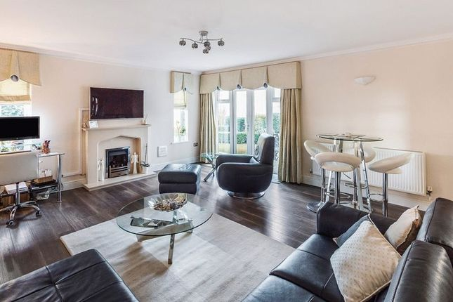 Thumbnail Link-detached house for sale in Malden Road, Cheam, Sutton, Surrey