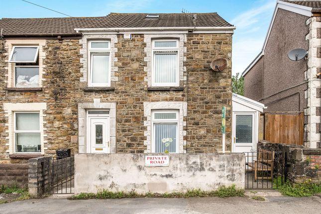 Thumbnail Semi-detached house for sale in Calland Street, Plasmarl, Swansea