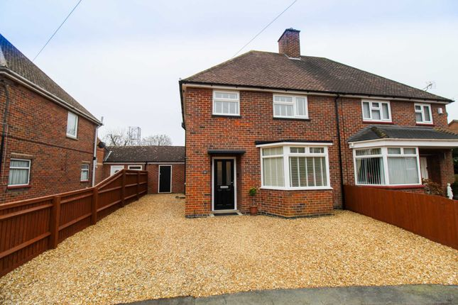 Thumbnail Semi-detached house for sale in Tollfield, Kimbolton