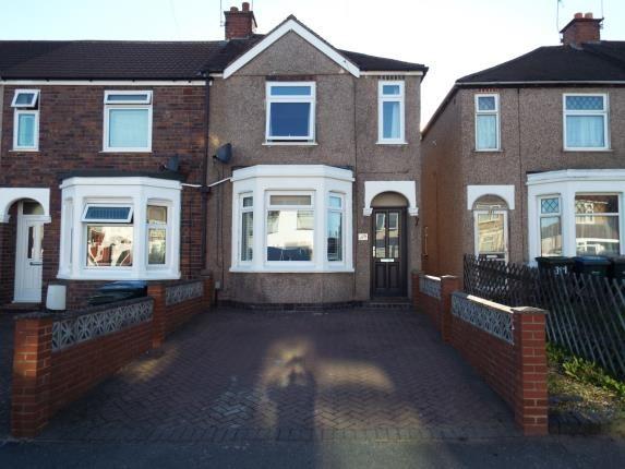 Front of Grangemouth Road, Radford, Coventry, West Midlands CV6