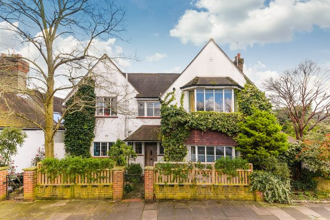 Thumbnail Detached house for sale in Vicarage Road, London