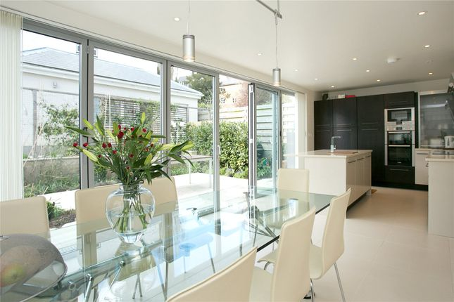 5 bed detached house for sale in Canonbie Road, London