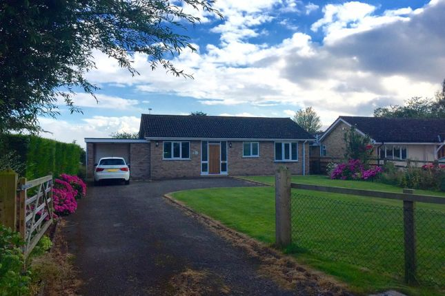 Thumbnail Bungalow to rent in Church Lane, Great Gonerby, Grantham