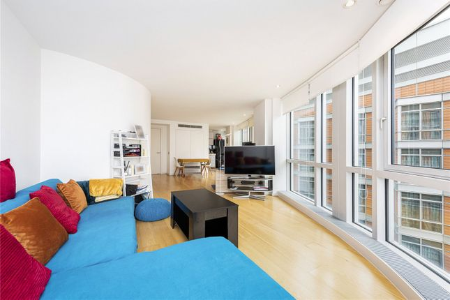 2 bed flat for sale in Ontario Tower, 4 Fairmont Avenue, London E14