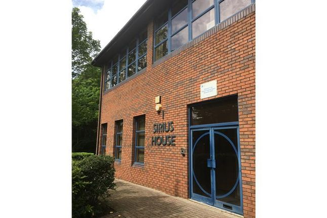 Thumbnail Office to let in 1 Sirius House, Amethyst Road, Newcastle Upon Tyne