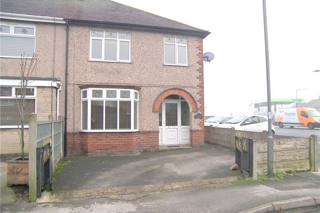 Thumbnail Semi-detached house to rent in Oakland Street, Alfreton