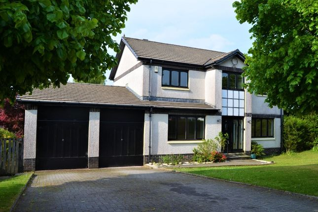 Thumbnail Detached house for sale in Redclyffe Gardens, Helensburgh, Argyll And Bute