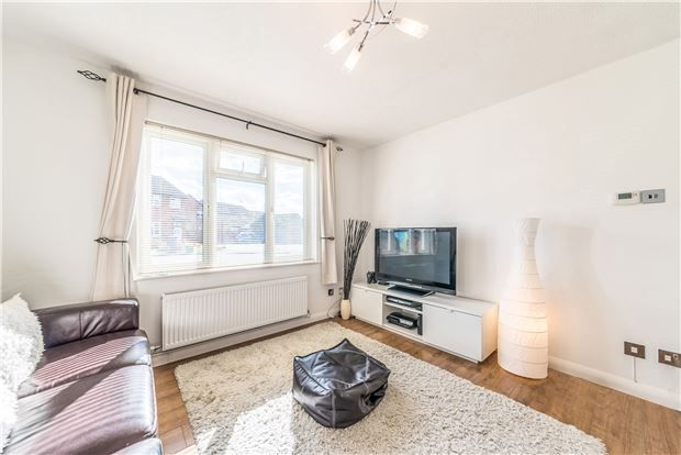 1 bed semi-detached house for sale in Ethelhelm Close, Abingdon, Oxfordshire