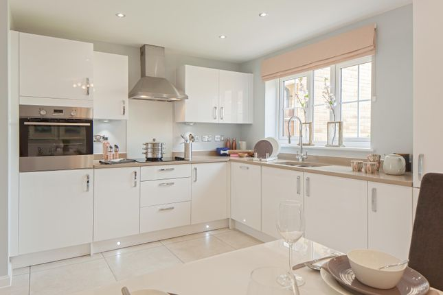 "Detached house for sale in ""Chesham"" at Beauchamp Avenue, Midsomer Norton, Radstock"