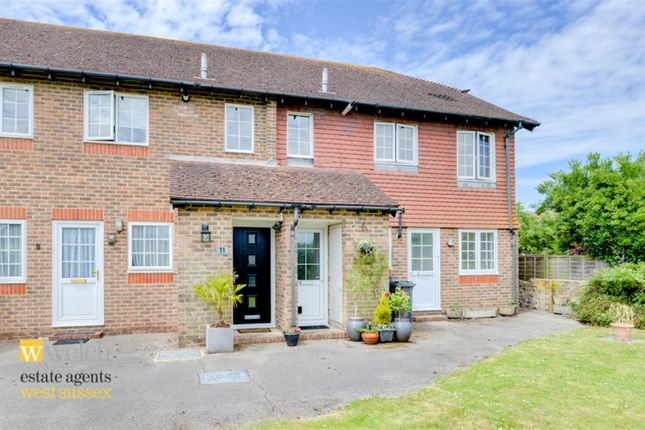 Thumbnail Flat for sale in St Marys Court, Durrington Lane, Worthing