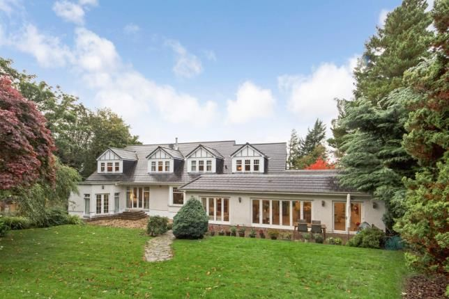 Thumbnail Detached house for sale in Carmunnock Road, Busby, Clarkston, East Renfrewshire