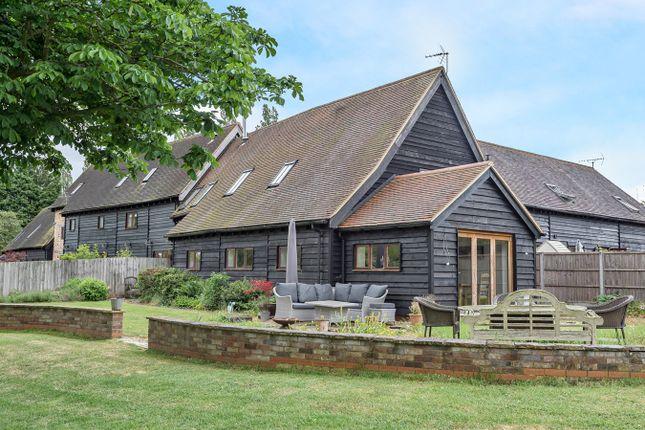 Thumbnail Barn conversion for sale in Park Farm Barns, Hockliffe Road, Tebworth