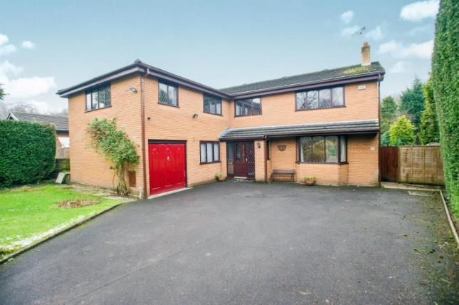 Thumbnail Detached house for sale in The Copse, Chorley, Lancashire