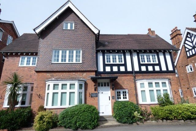 Thumbnail Flat for sale in Lichfield Road, Four Oaks, Sutton Coldfield