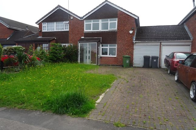 3 bed semi-detached bungalow to rent in Westmorland Avenue, Nuneaton CV10