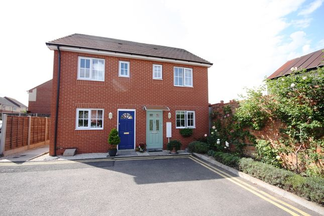 Basson Court, Evesham WR11