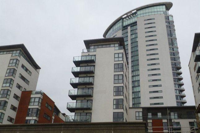 Thumbnail Flat to rent in Trawler Road, Maritime Quarter, Swansea