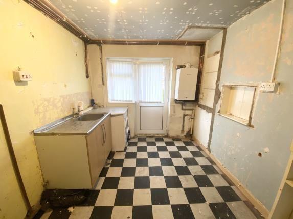 Kitchen of Parkway, Mold, Flintshire CH7