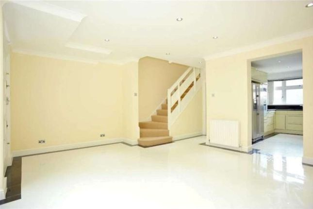 Thumbnail Detached house to rent in Hyde Park Street, London