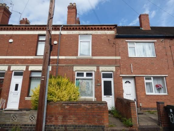 Thumbnail Terraced house for sale in Monks Road, Stoke, Coventry, West Midlands