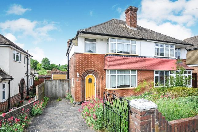Thumbnail Property to rent in Cloonmore Avenue, Orpington