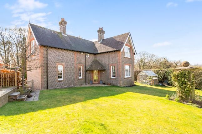 Thumbnail Detached house for sale in Imberhorne Lane, East Grinstead, West Sussex