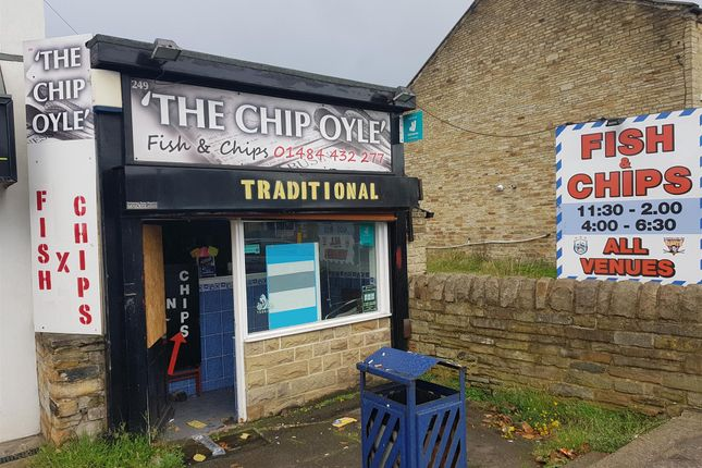 Thumbnail Leisure/hospitality for sale in Fish & Chips HD1, West Yorkshire