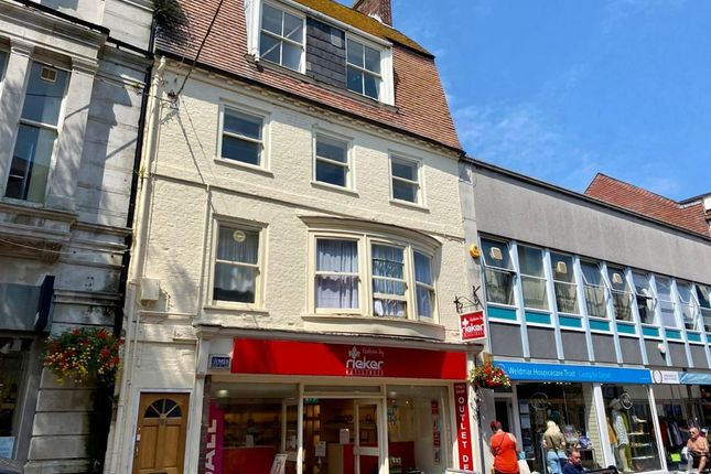 Flat for sale in St. Thomas Street, Weymouth