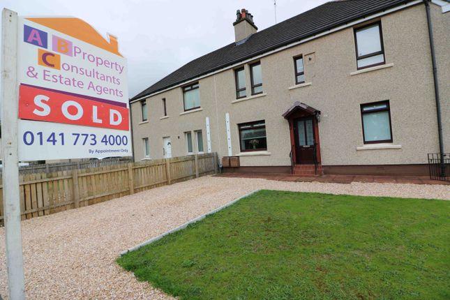 Thumbnail Flat for sale in Greenshields Road, Baillieston