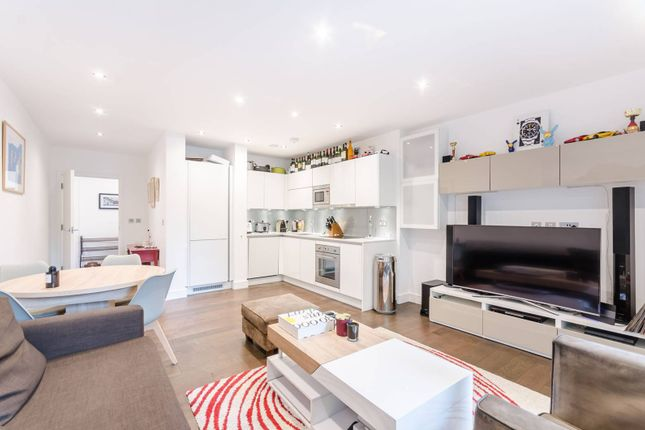 Thumbnail Flat to rent in Paton Street, Clerkenwell, London