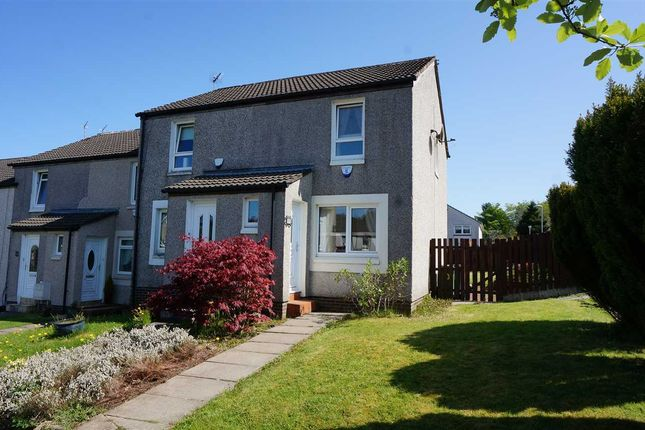 Thumbnail End terrace house for sale in Whitelees Road, Cumbernauld, Glasgow