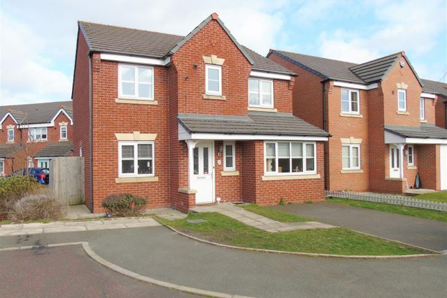 Front of Westfields Drive, Bootle L20