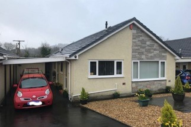 Thumbnail Detached bungalow for sale in Maes Y Dderwen, Carmarthen, Carmarthenshire.