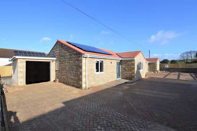 Thumbnail Detached bungalow for sale in Winterfield Road, Paulton, Bristol
