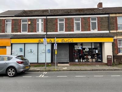 Thumbnail Retail premises to let in 8, St Fagans Street, Caerphilly