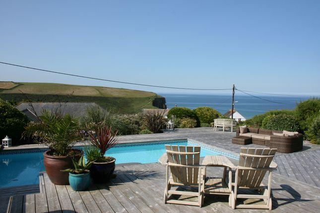 Thumbnail Detached house for sale in Tredragon Road, Mawgan Porth