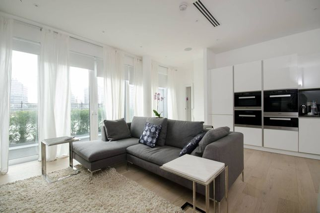Thumbnail Flat to rent in Riverwalk Apartments, Fulham