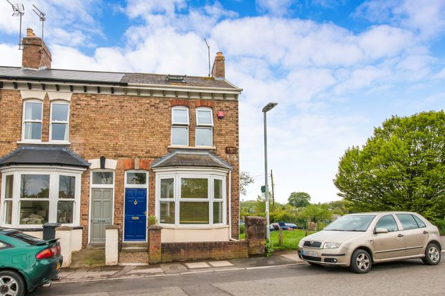 Thumbnail End terrace house for sale in Staplegrove Road, Taunton