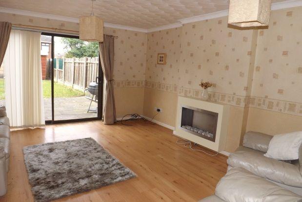 Thumbnail Property to rent in Crow Lane West, Newton-Le-Willows